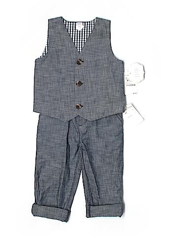 Nordstrom Baby Tuxedo Vest Size 24 mo