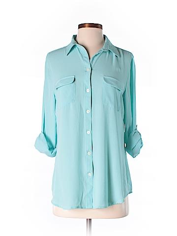 Ann Taylor LOFT 3/4 Sleeve Blouse Size S