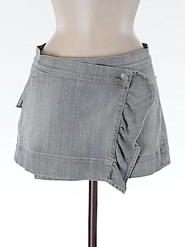 7 For All Mankind Denim Skirt 29 Waist