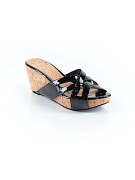 Delman Shoes Wedges Size 6 1/2