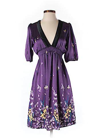 Yumi Kim Silk Dress Size S