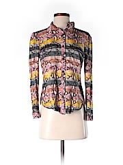 RACHEL Rachel Roy Long Sleeve Blouse Size 4