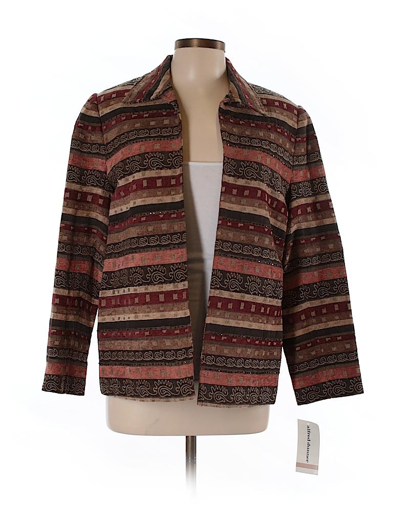Alfred Dunner Women Jacket Size 12