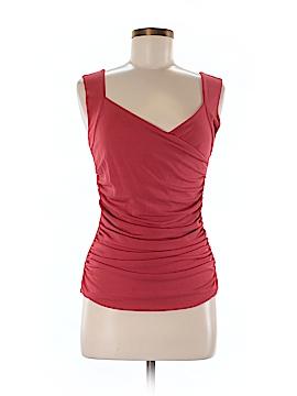 Classiques Entier Sleeveless Silk Top Size M