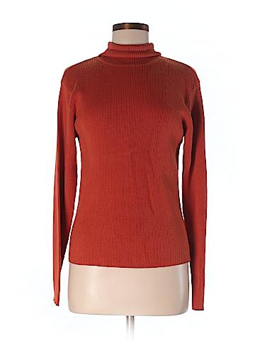 Jessica Holbrook Women Turtleneck Sweater Size M
