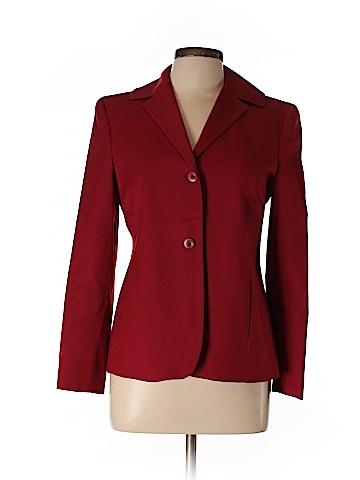 Rena Rowan Women Wool Blazer Size 6