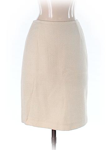 Daniele O by Tahari Levine Casual Skirt Size 2 (Petite)