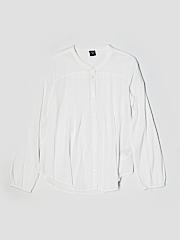 Gap Kids Long Sleeve Button-Down Shirt Size 14-16
