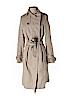 H&M L.O.G.G. Women Trenchcoat Size 2
