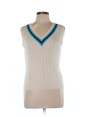Juliana Collezione Silk Pullover Sweater Size L