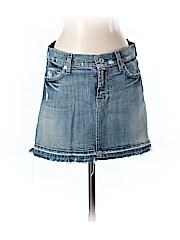 7 For All Mankind Women Denim Skirt 26 Waist
