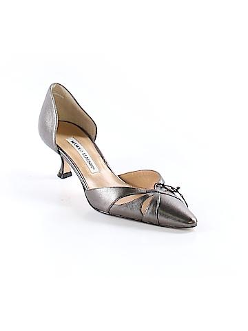 Manolo Blahnik Heels Size 35.5 (FR)