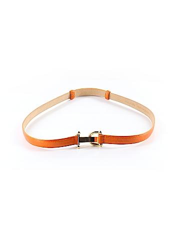 Ellen Tracy Leather Belt One Size