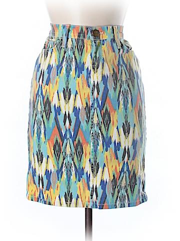 Current/Elliott Denim Skirt 28 Waist