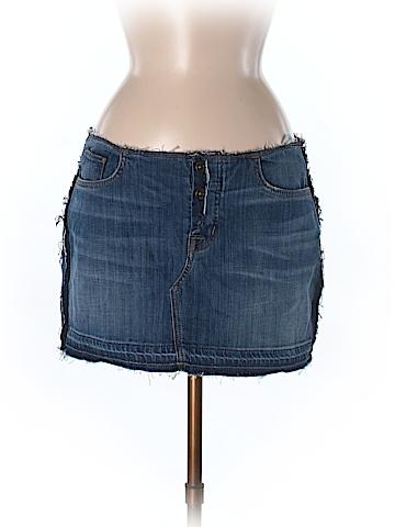 Hudson Jeans Denim Skirt 29 Waist