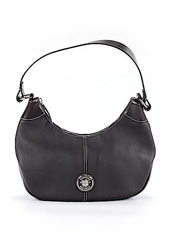 Dooney & Bourke Leather Hobo One Size