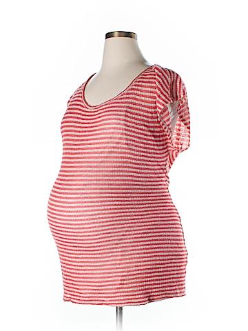 Motherhood Short Sleeve Top Size XL (Maternity)