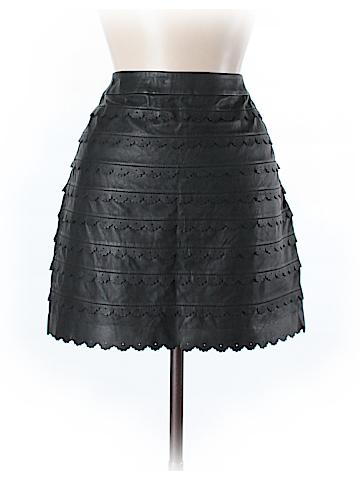 Leifsdottir Leather Skirt Size 8