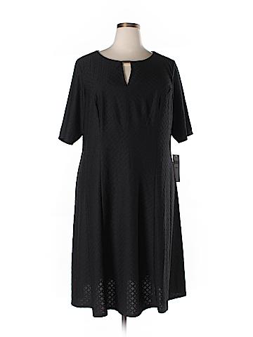 London Times Casual Dress Size 22 W (Plus)