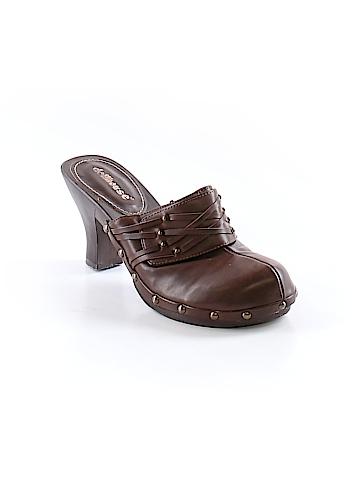 Dollhouse Mule/Clog Size 8