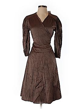 Calypso by Christiane Celle Silk Dress Size S