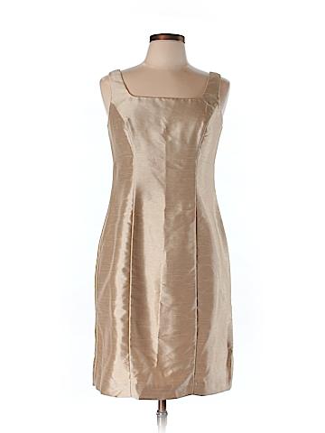 Jessica Howard Women Casual Dress Size 8 (Petite)