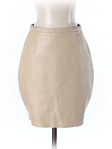 Pelle Studio Leather Skirt Size 4