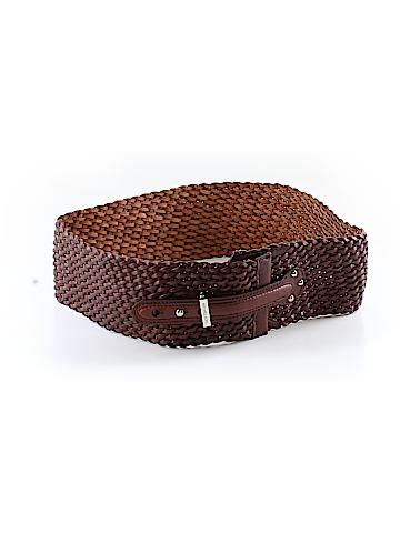 Michael Kors Leather Belt Size XL (43in)