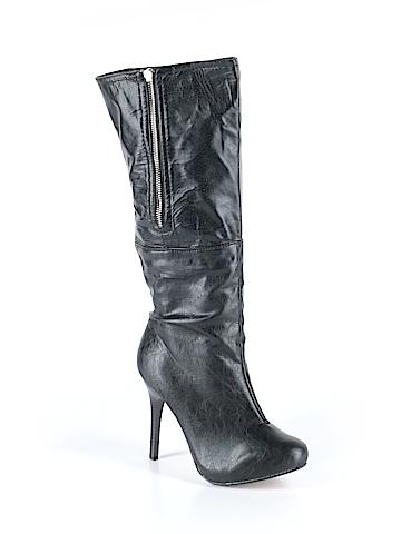 Anne Michelle Boots Size 7 1/2