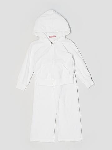 Juicy Couture Zip Up Hoodie Size 3