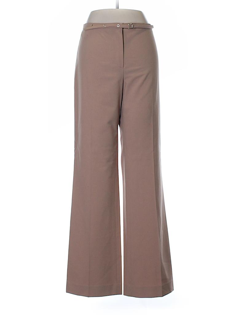 Kookai Solid Tan Dress Pants Size 42 (FR) - 74% off  fd9c43c01