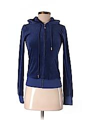Juicy Couture Women Zip Up Hoodie Size S