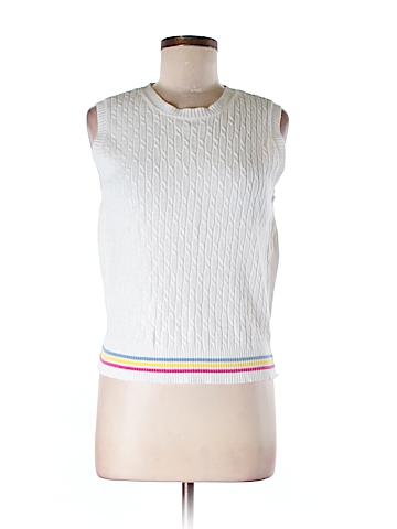 Tribeca Studio Sweater Vest Size M