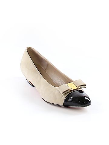 Salvatore Ferragamo Flats Size 10 1/2
