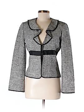 Symmetry Silk Blazer Size 8