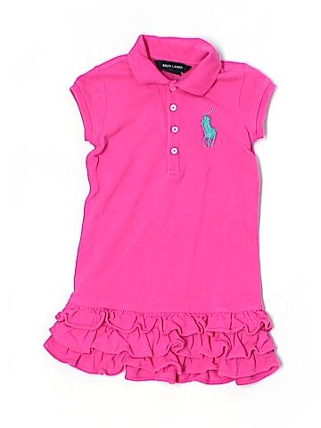 Ralph Lauren Dress Size 4/4T