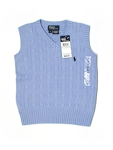 Polo by Ralph Lauren  Sweater Vest Size 5