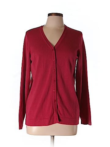 Susan Graver Women Cardigan Size L