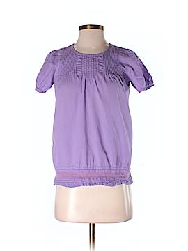 Eliot Short Sleeve Blouse Size XS