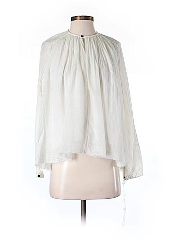 Pas De Calais Long Sleeve Blouse Size XS