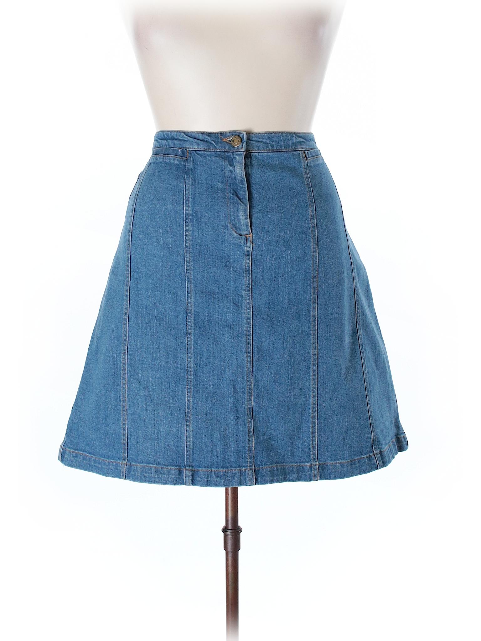 jones new york sport denim skirt 68 only on thredup