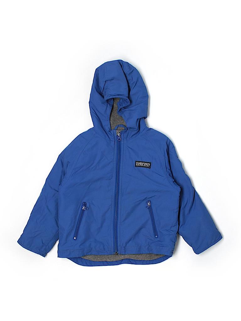 Lands' End Boys Jacket Size M (Kids)