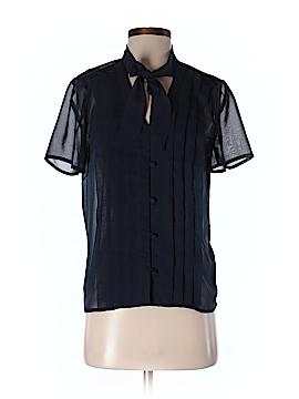 Brooklyn Industries Short Sleeve Blouse Size S