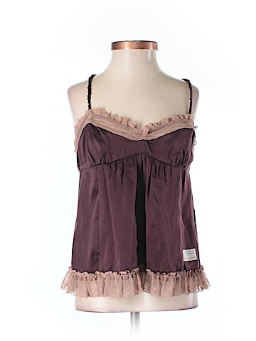 Odd Molly Sleeveless Silk Top Size 1