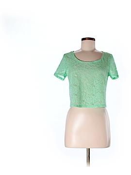 Tela Short Sleeve Top Size M