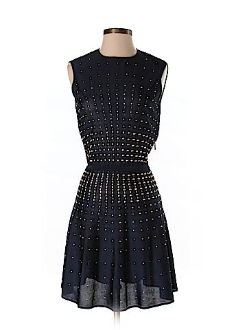 Roberto Cavalli Silk Dress Size 40 (IT)