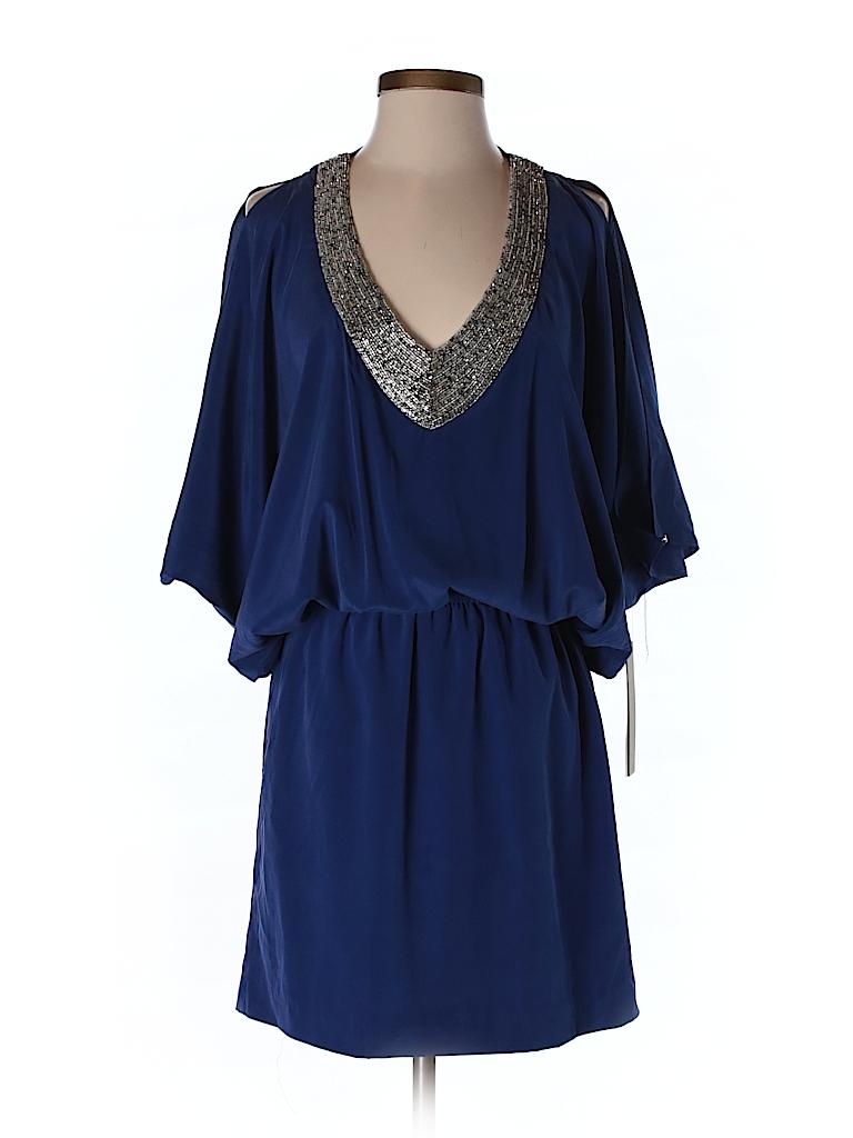 Nicole Miller Women Casual Dress Size M
