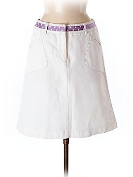 Milly Denim Skirt Size 6