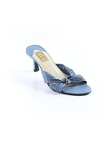 Victoria Spenser Mule/Clog Size 9