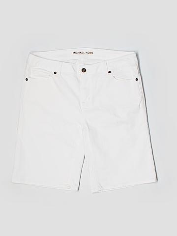 MICHAEL Michael Kors Denim Shorts Size 8